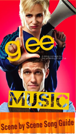 glee music tv series banner