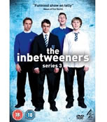 Inbetweeners Series 3 DVD Boxset