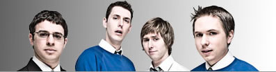 the inbetweeners episode 2 season 2 all four main characters