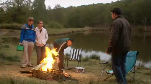 inbetweeners season 3 episode 6 Camping